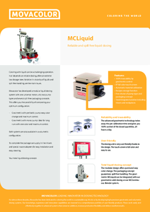 Übersicht MCLiquid